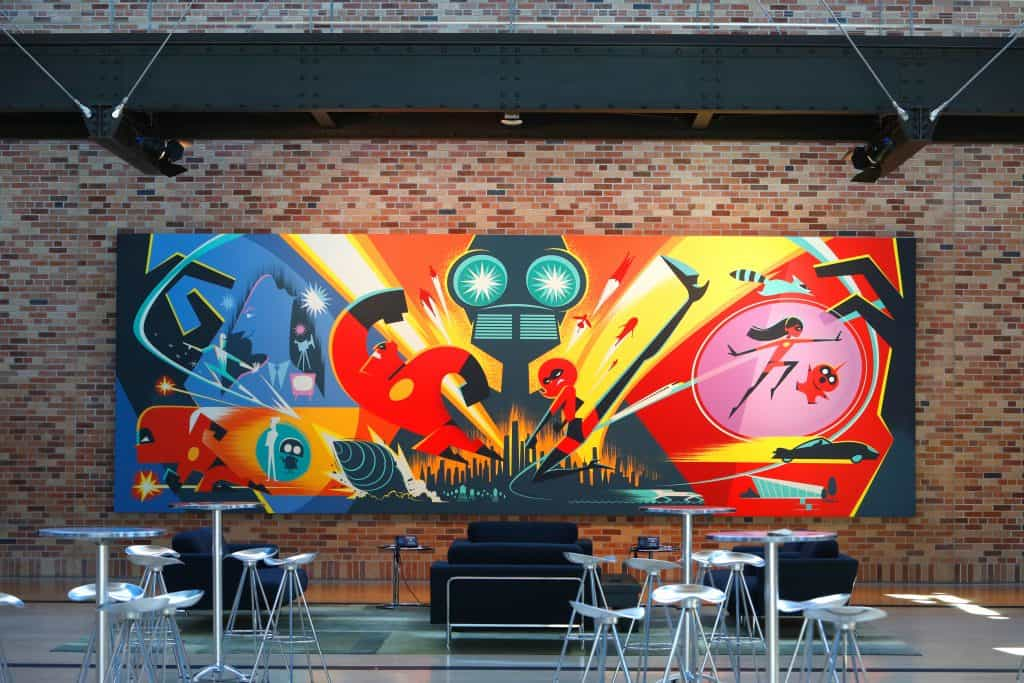 Incredibles 2 concept art