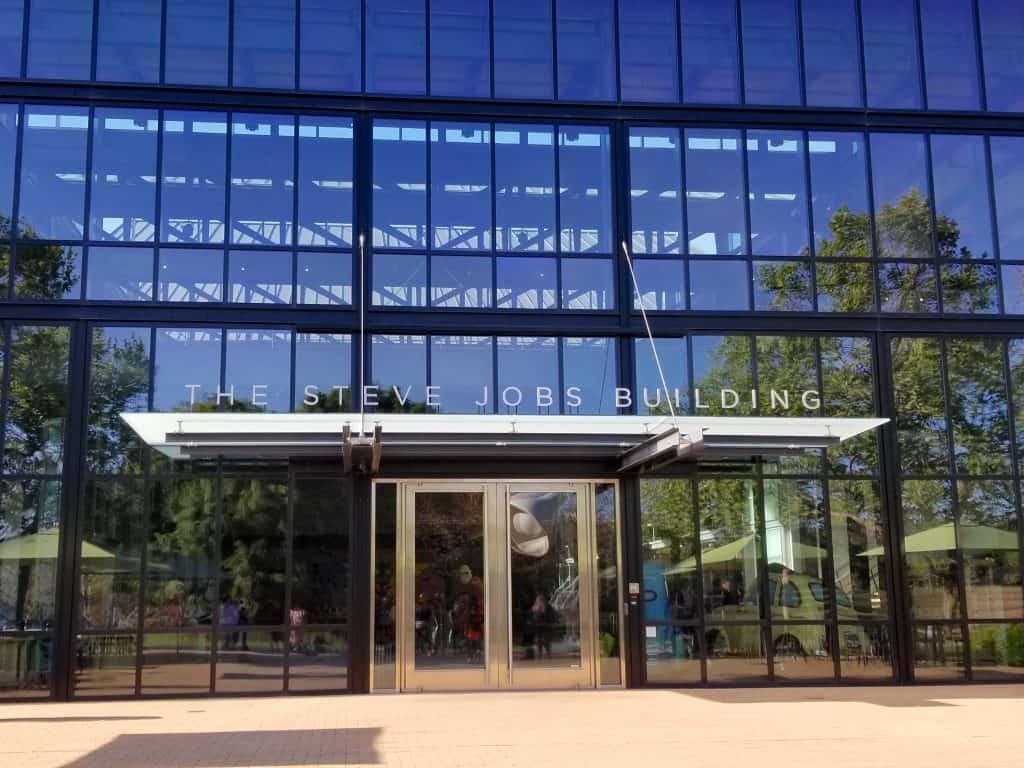 Steve Jobs Building at Pixar