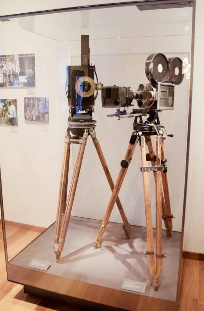 Vintage Cameras from Walt Disney Studios