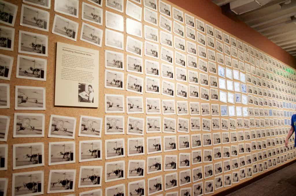 gallery of art drawings Steamboat Willie