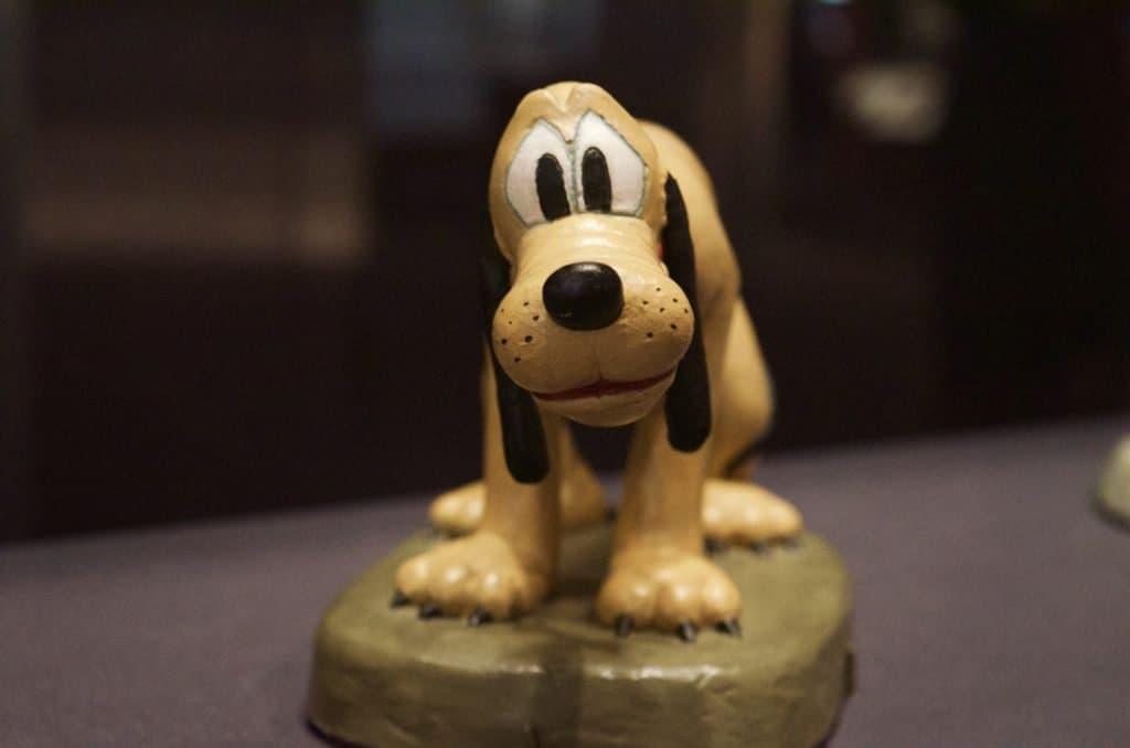 vintage Disney Pluto ceramic