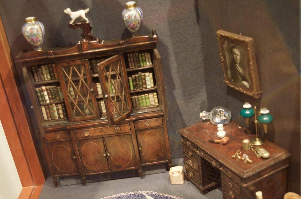 Walt Disney's miniature collection