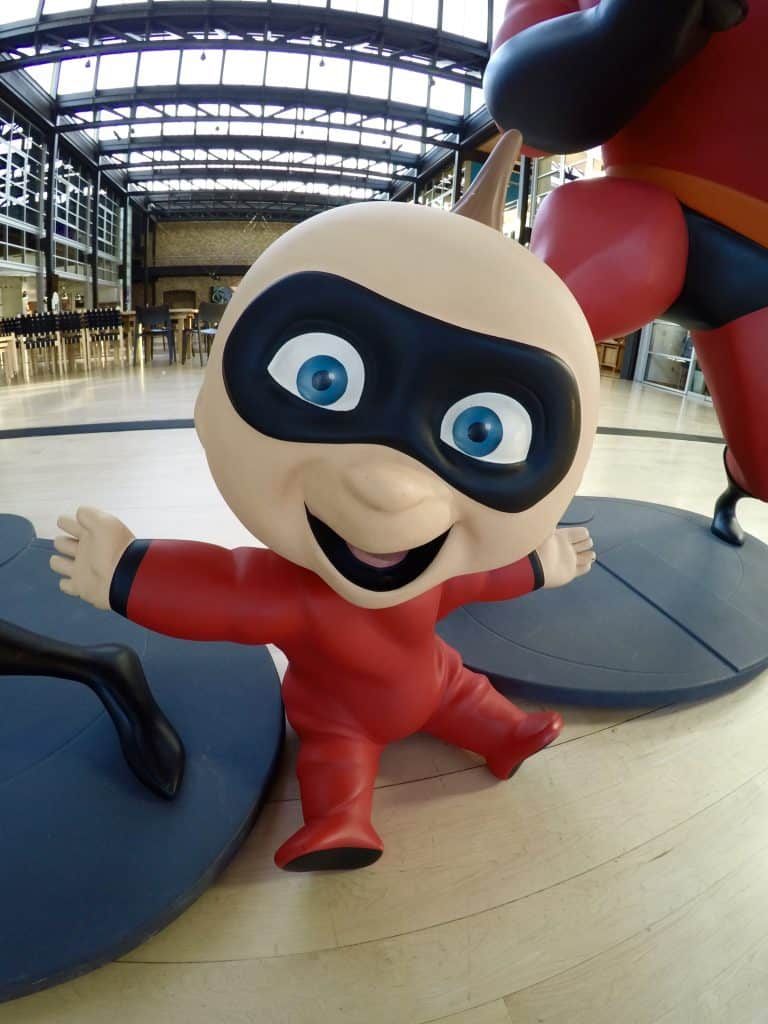 baby Jack Jack superhero Incredibles