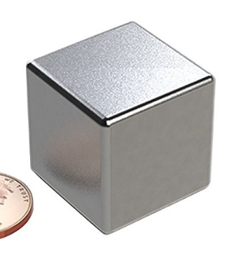 super strong square magnet