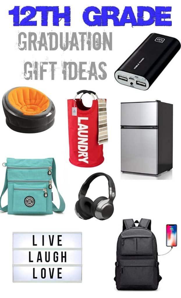 12th grade graduation gift ideas