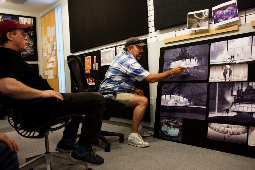 creating the Incredibles 2 movie at Pixar