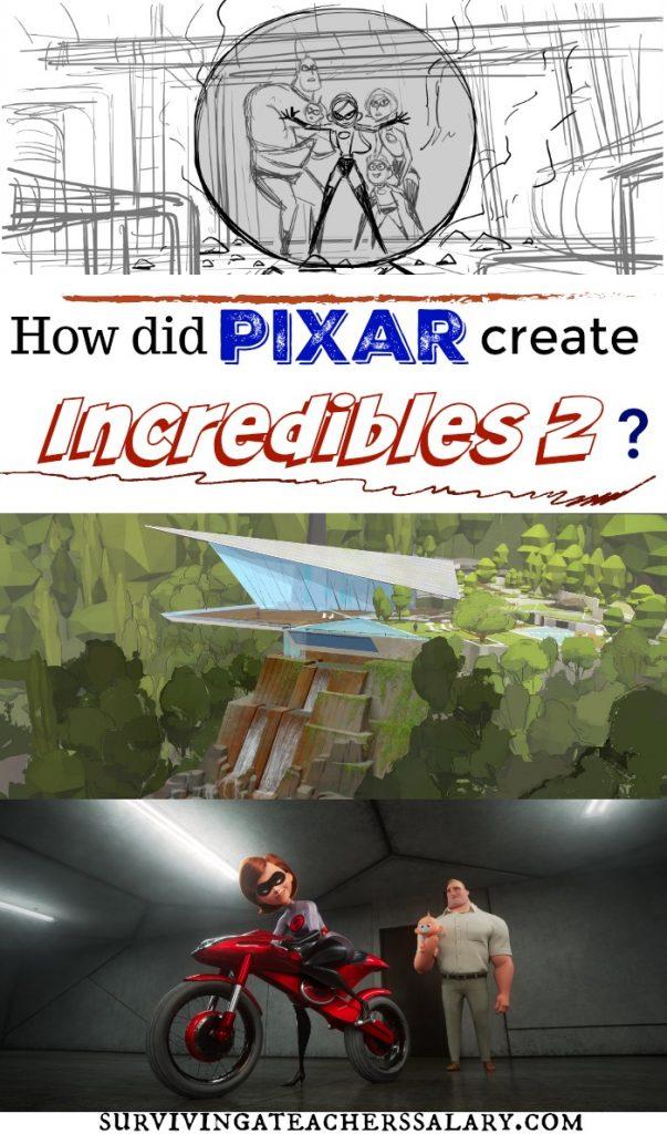 Pixar Incredibles 2 movie