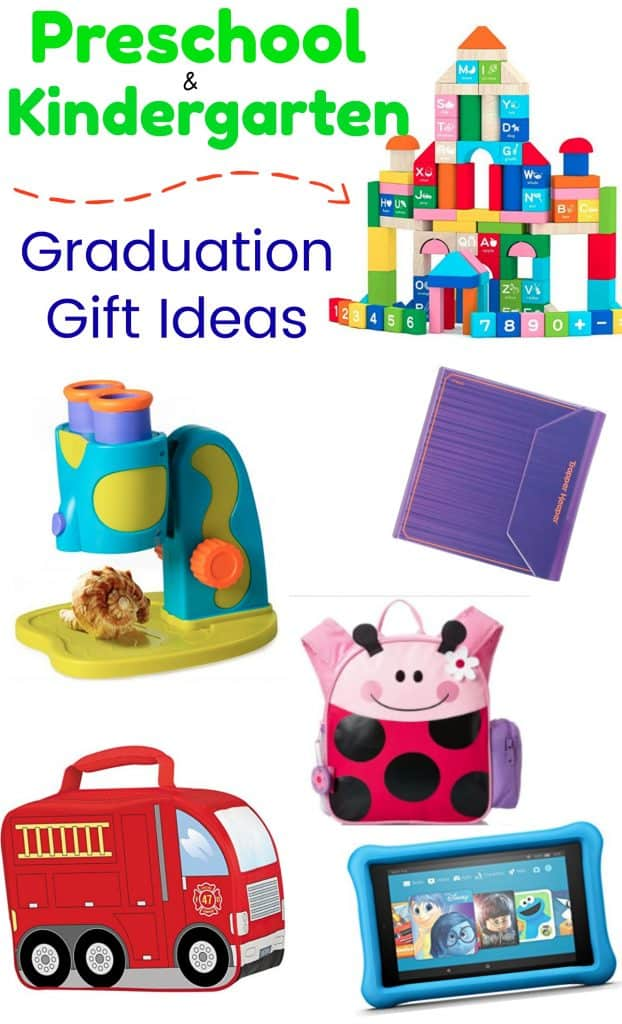 Preschool Kindergarten Graduation Gift Ideas