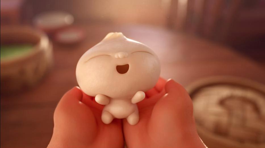Pixar short film Bao film clip Disney Pixar animated