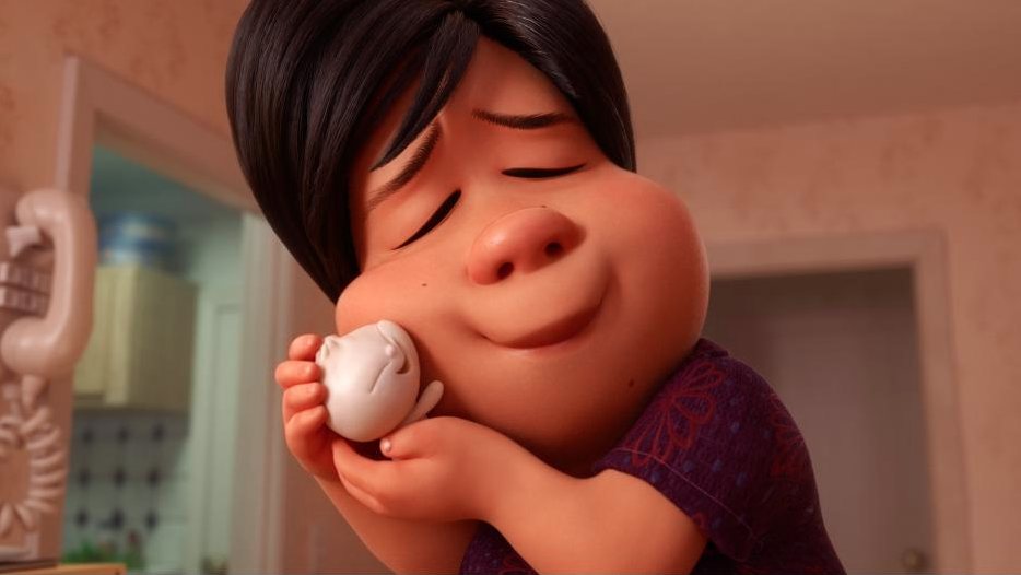 Bao short film clip Disney Pixar animated