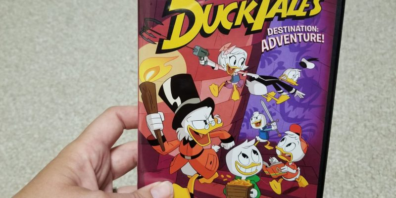 DuckTales new DVD from Disney