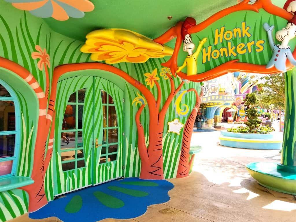 Dr Seuss Landing Islands of Adventure