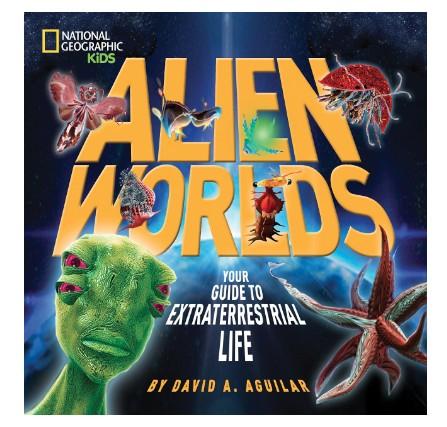 Nat Geo Alien Worlds Book