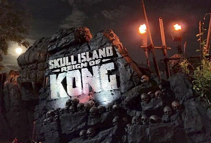 Skull Island: Reign of Kong Universal