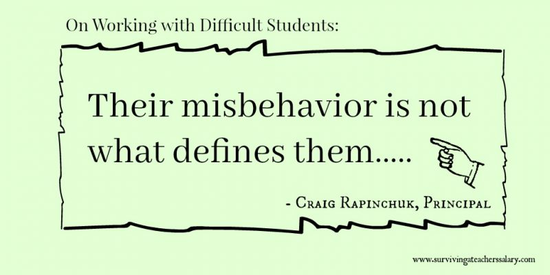 5 Tips to Working with Difficult Students in the Classroom