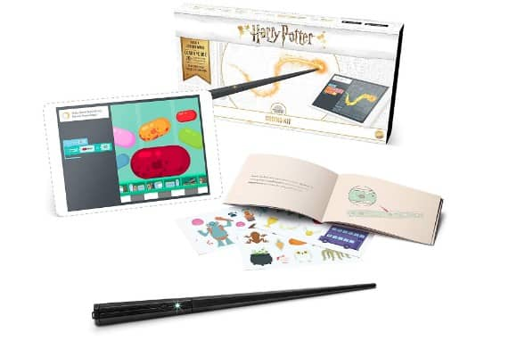 Harry Potter Coding Wand STEM toy for kids