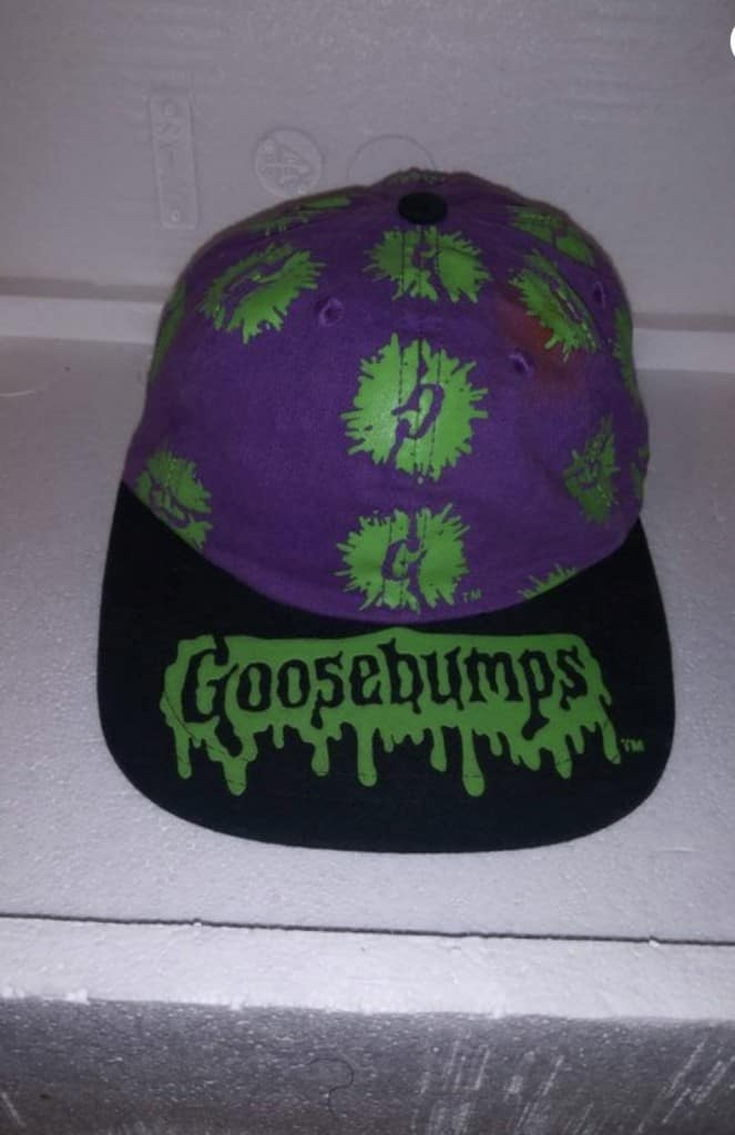 Goosebumps Vintage Hat