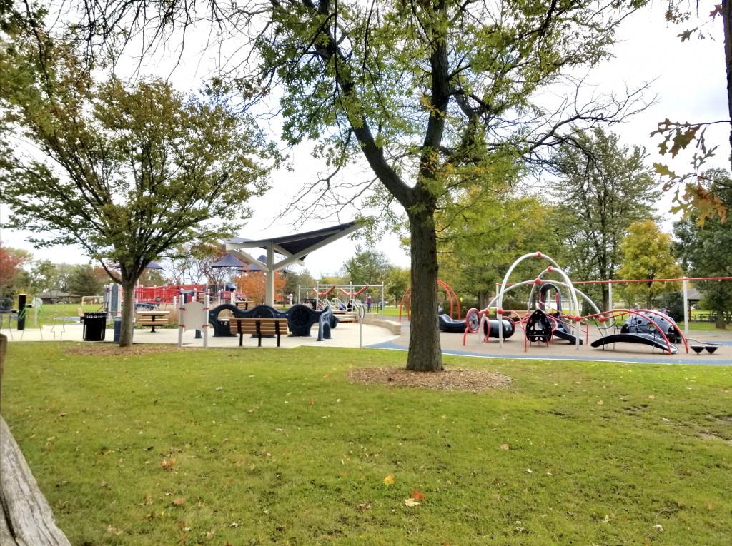 Butterfield Park Elmhurst Illinois