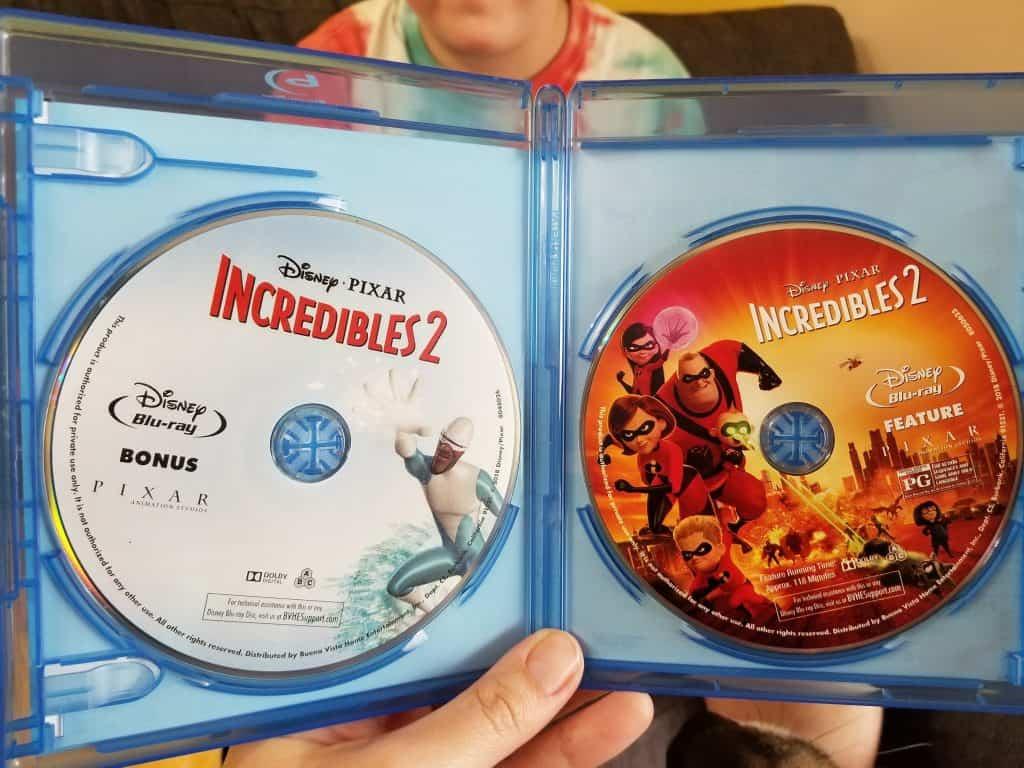 Disney Pixar Incredibles 2 Movie
