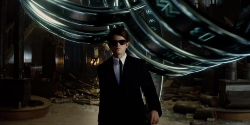 Disney Artemis Fowl movie image