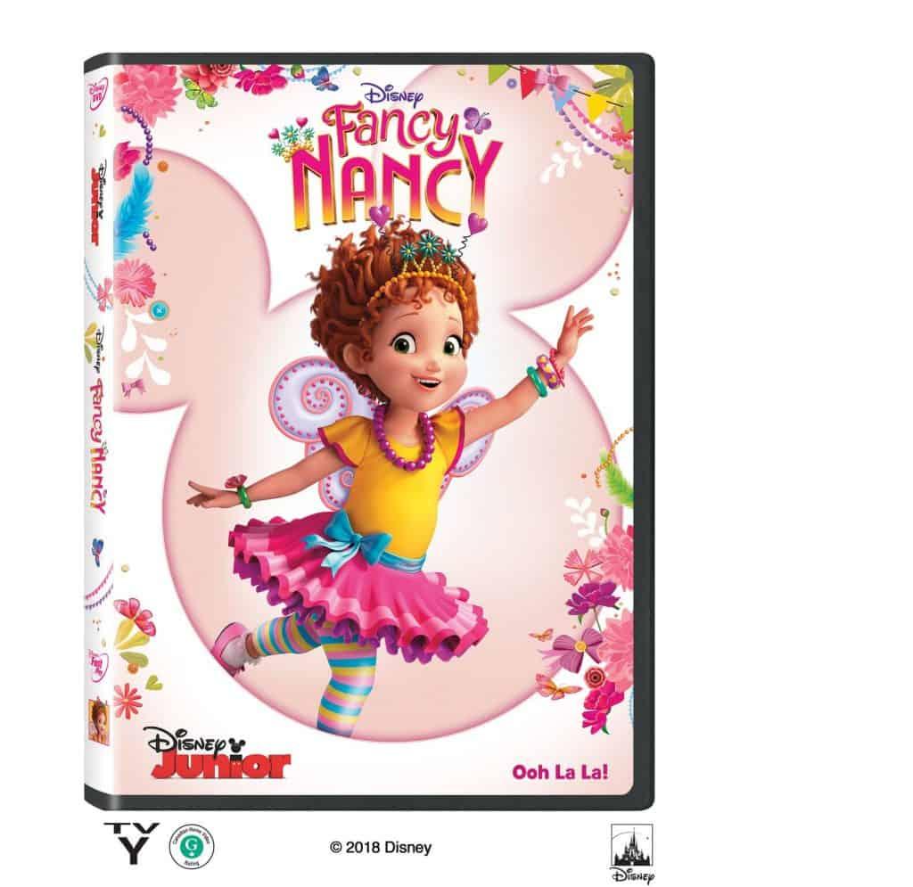 Fancy Nancy on DVD