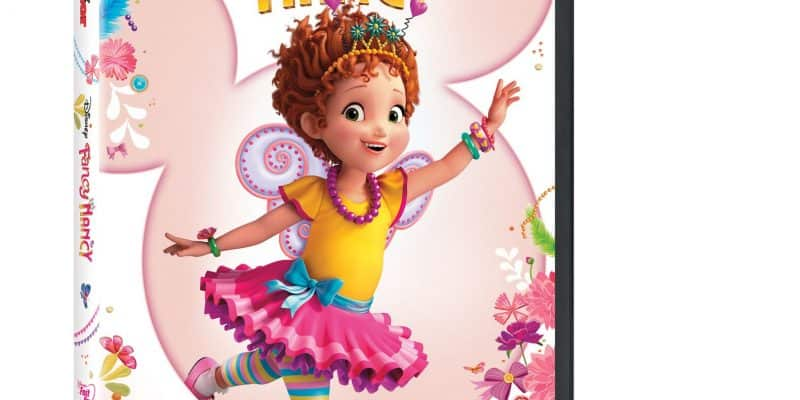 Fancy Nancy on DVD