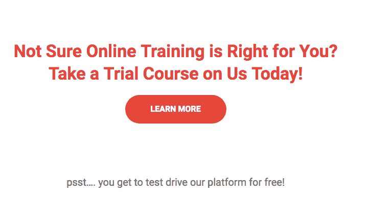free online training professional development