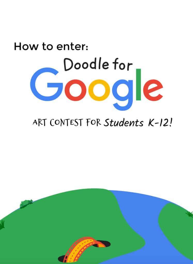 Doodle for Google art contest