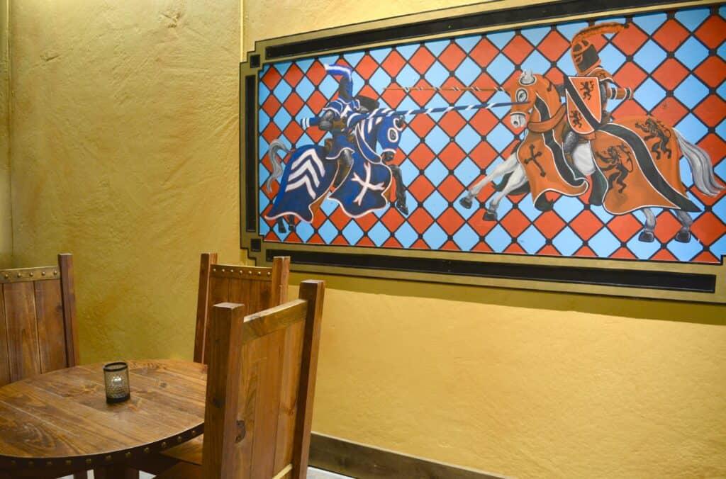ornate medieval art