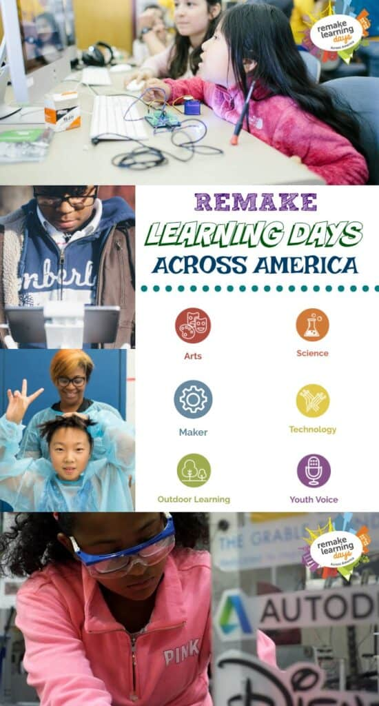 Remake Learning Days Across America
