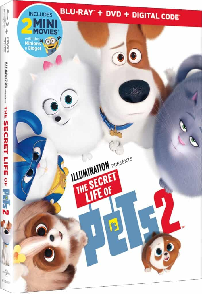 The Secret Life of Pets 2 Movie