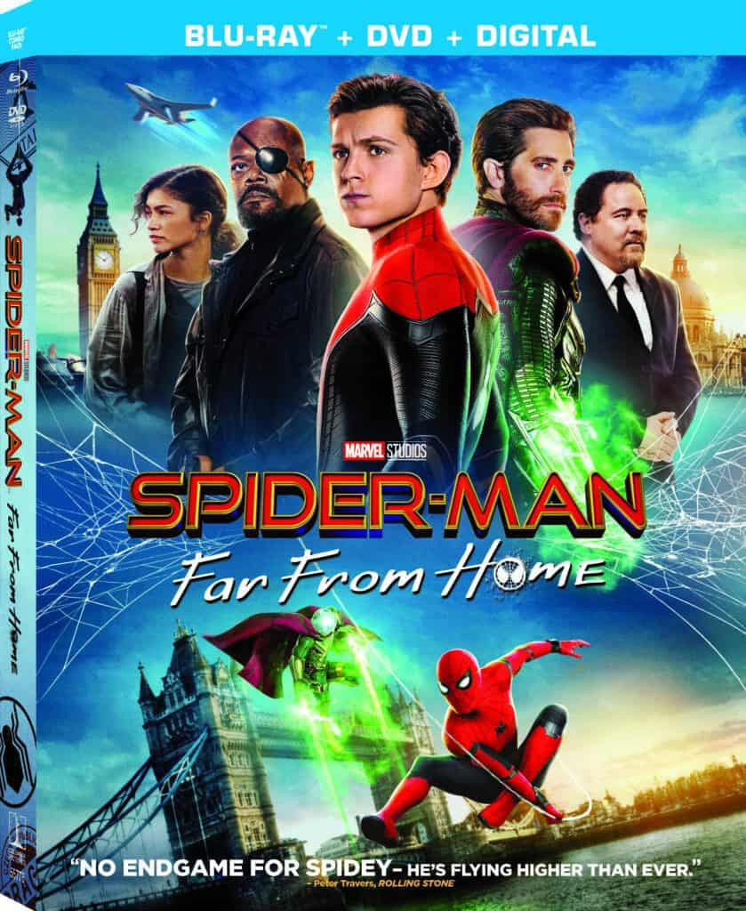 Spider-Man Far From Home movie