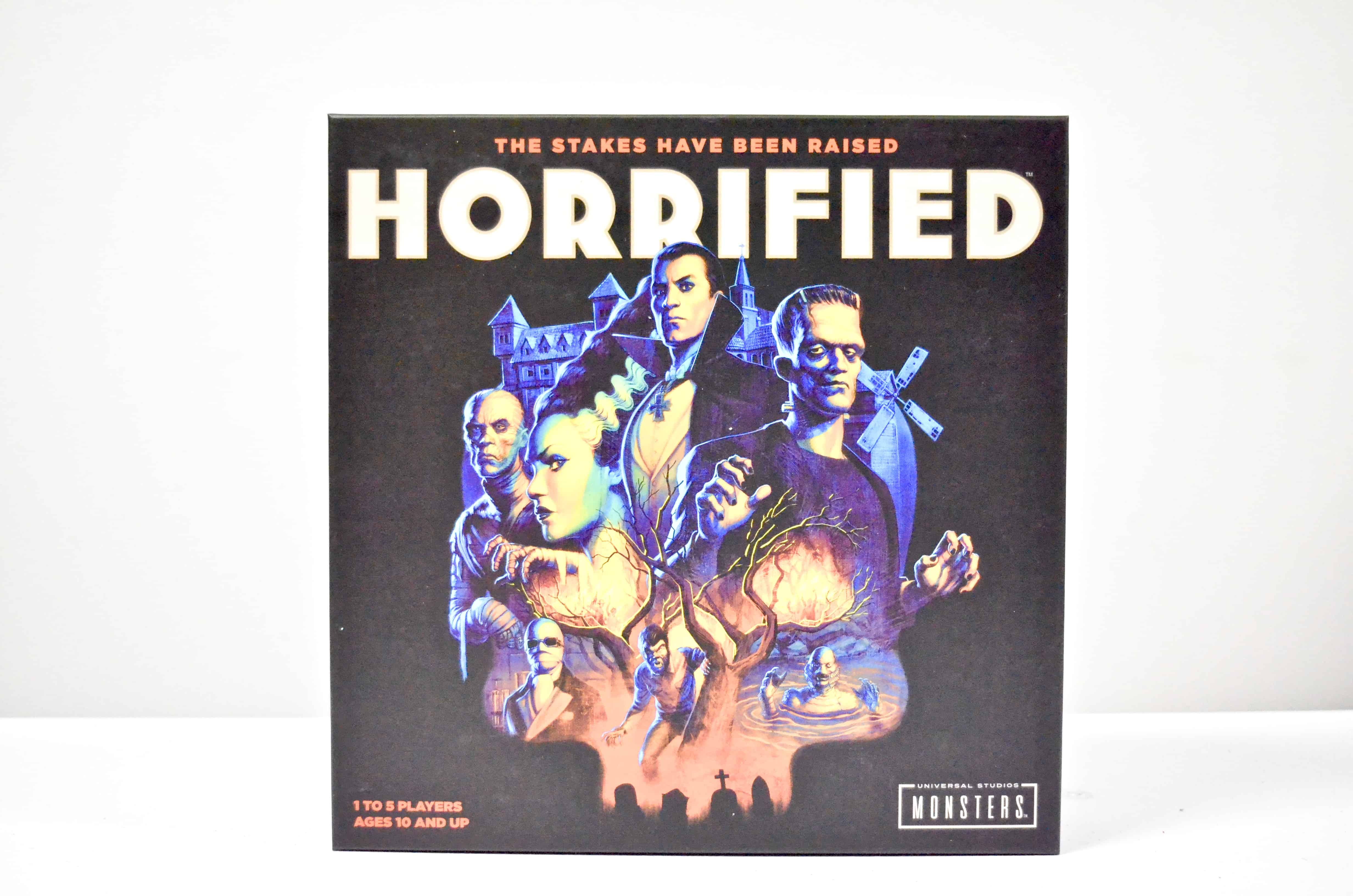 Horrified: Universal Monsters Game by Ravensburger