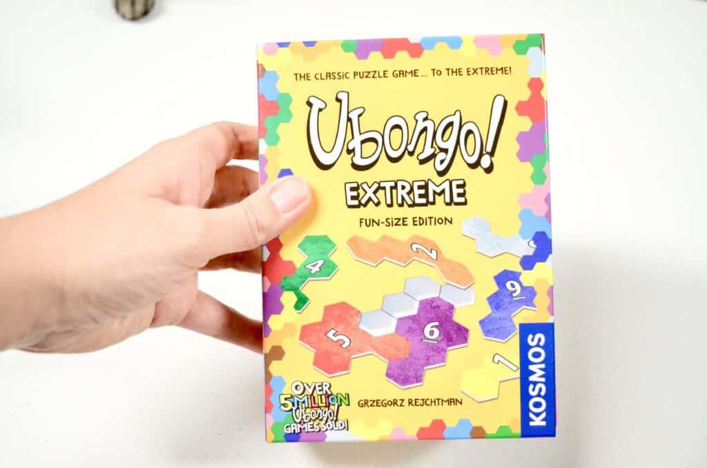 Ubongo Extreme geometric game by KOSMOS