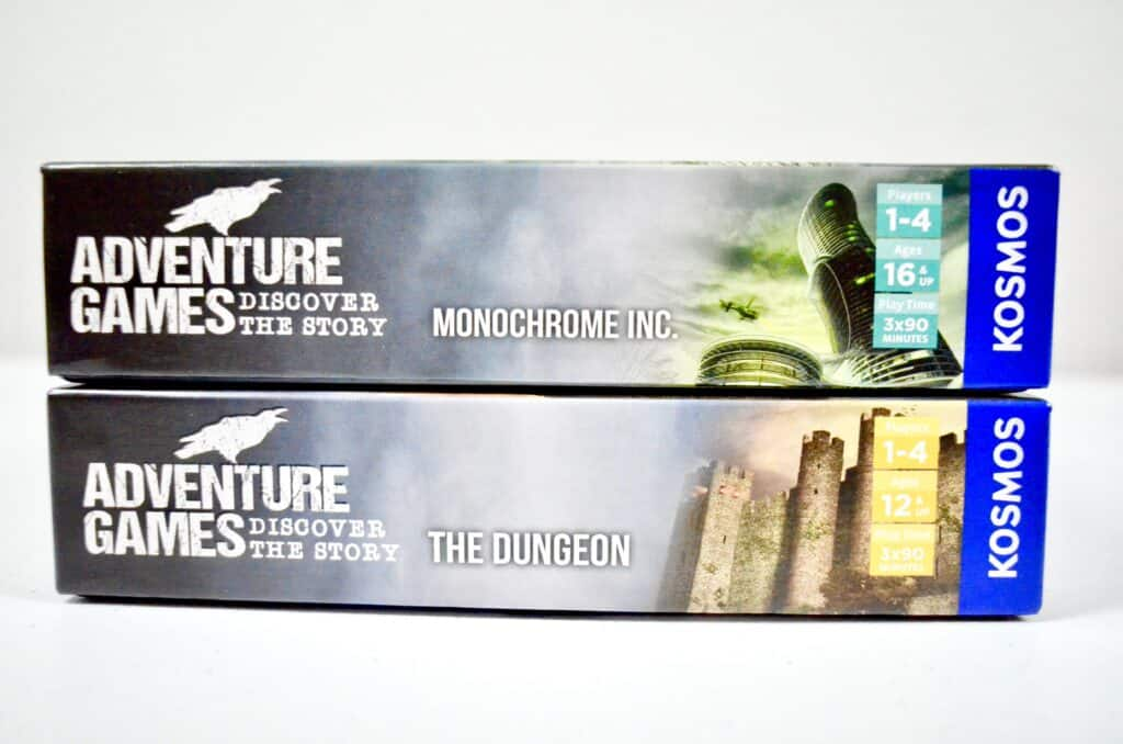 Adventure Games by KOSMOS