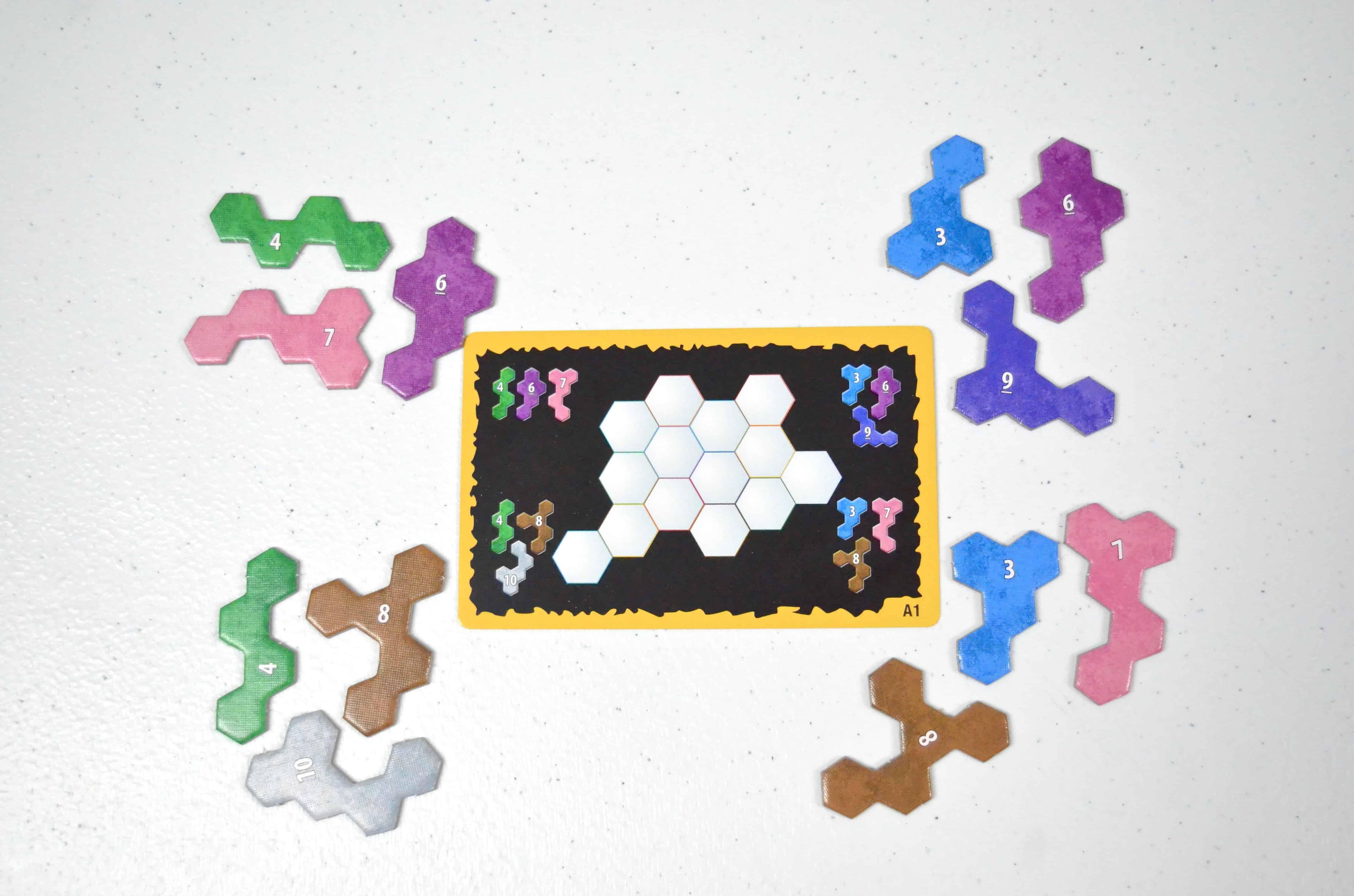 Ubongo Extreme math game