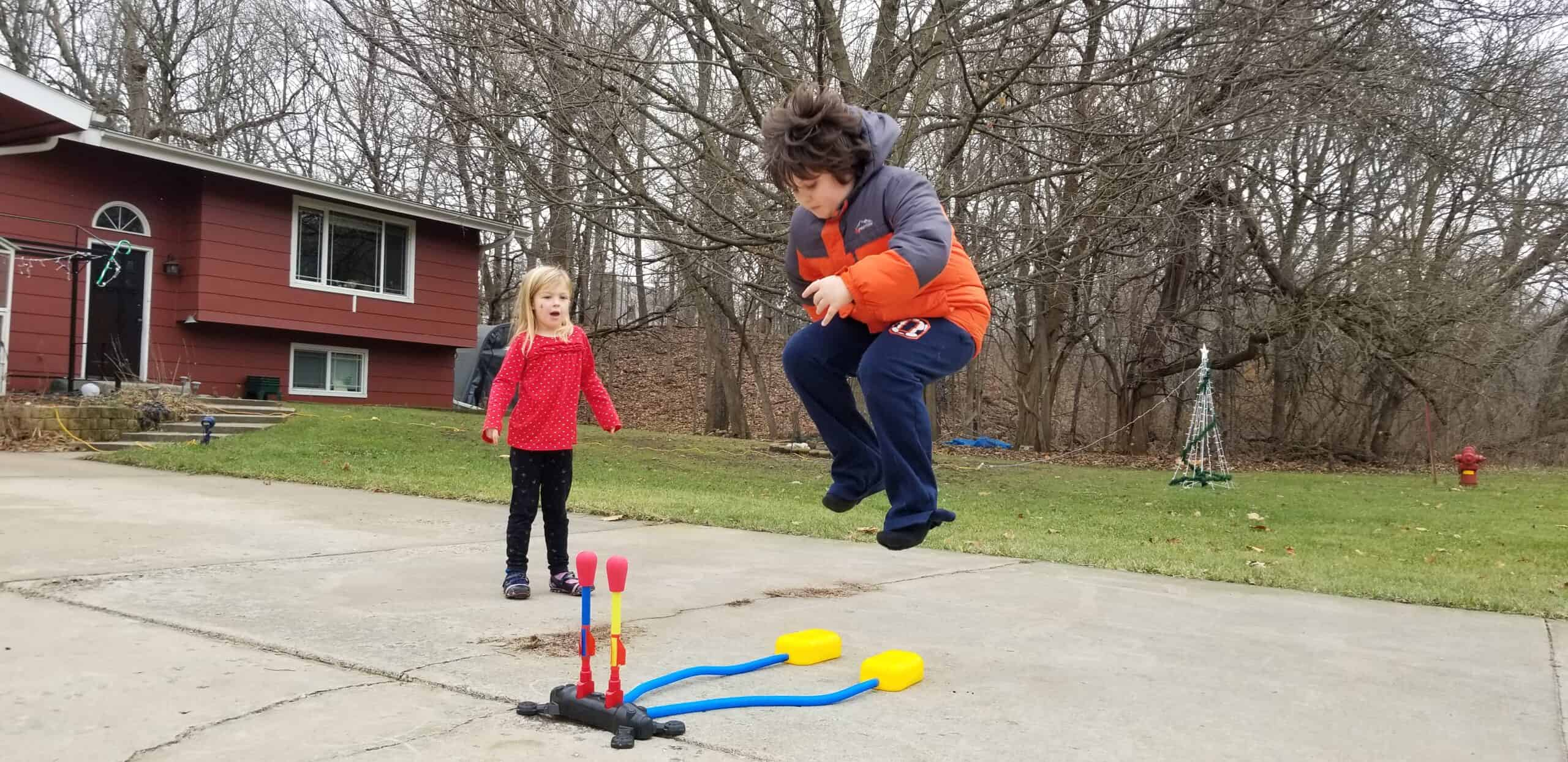 kids stomp rockets toy
