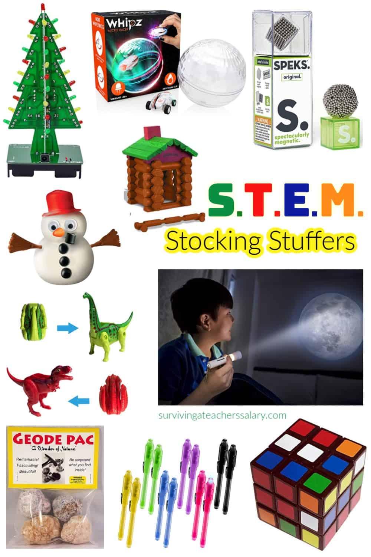 STEM Stocking Stuffers
