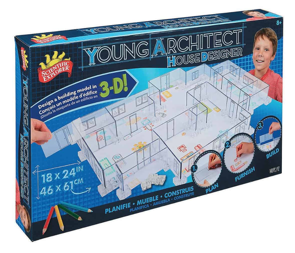 Young Architect's STEM kit