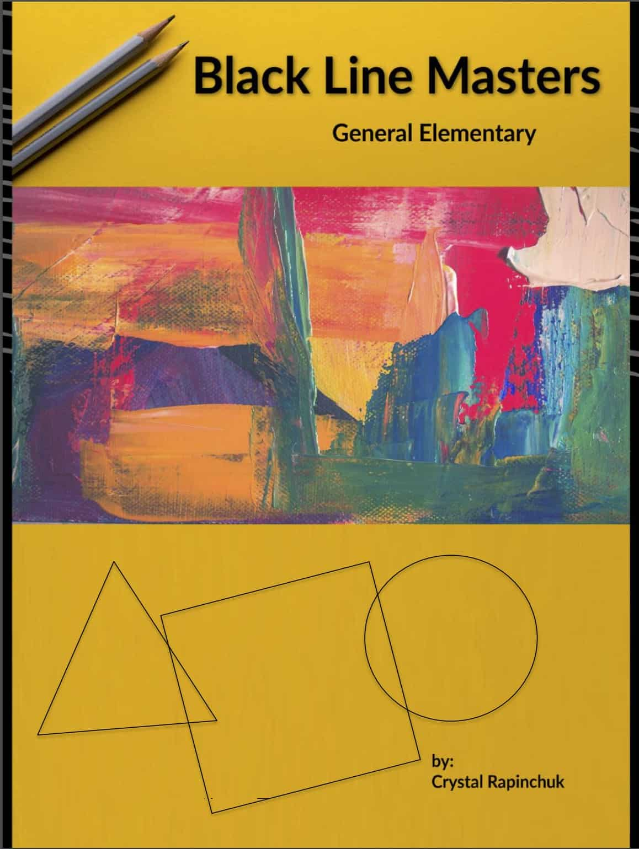 Black Line Masters General Elementary Digital Format