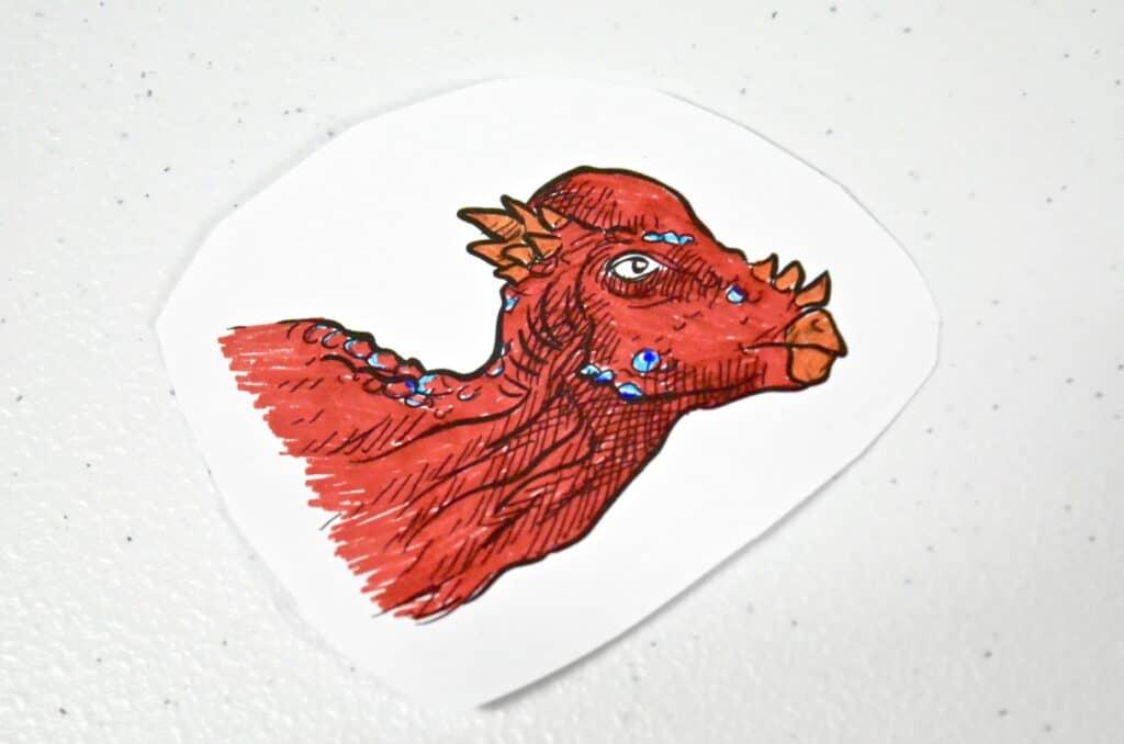 Dinosaur Craft Stick Puppets Imaginative Play Activity for Kids