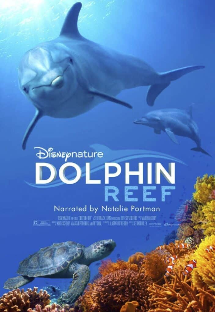 Disney Nature Dolphin Reef