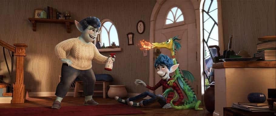 Disney Pixar Onward Movie