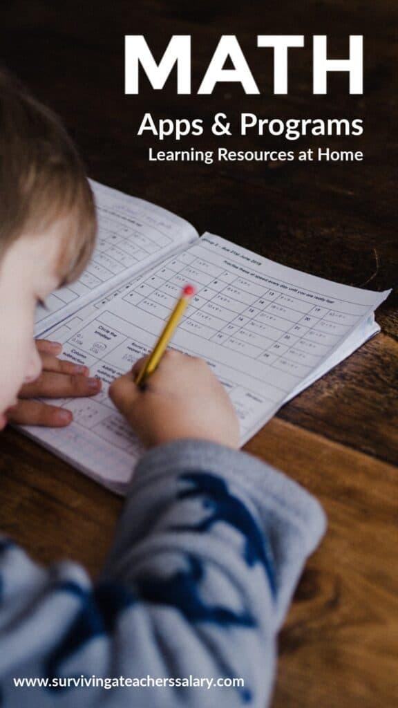 Math Apps & Programs for Kids