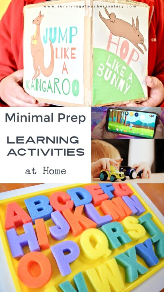 learning resources at home