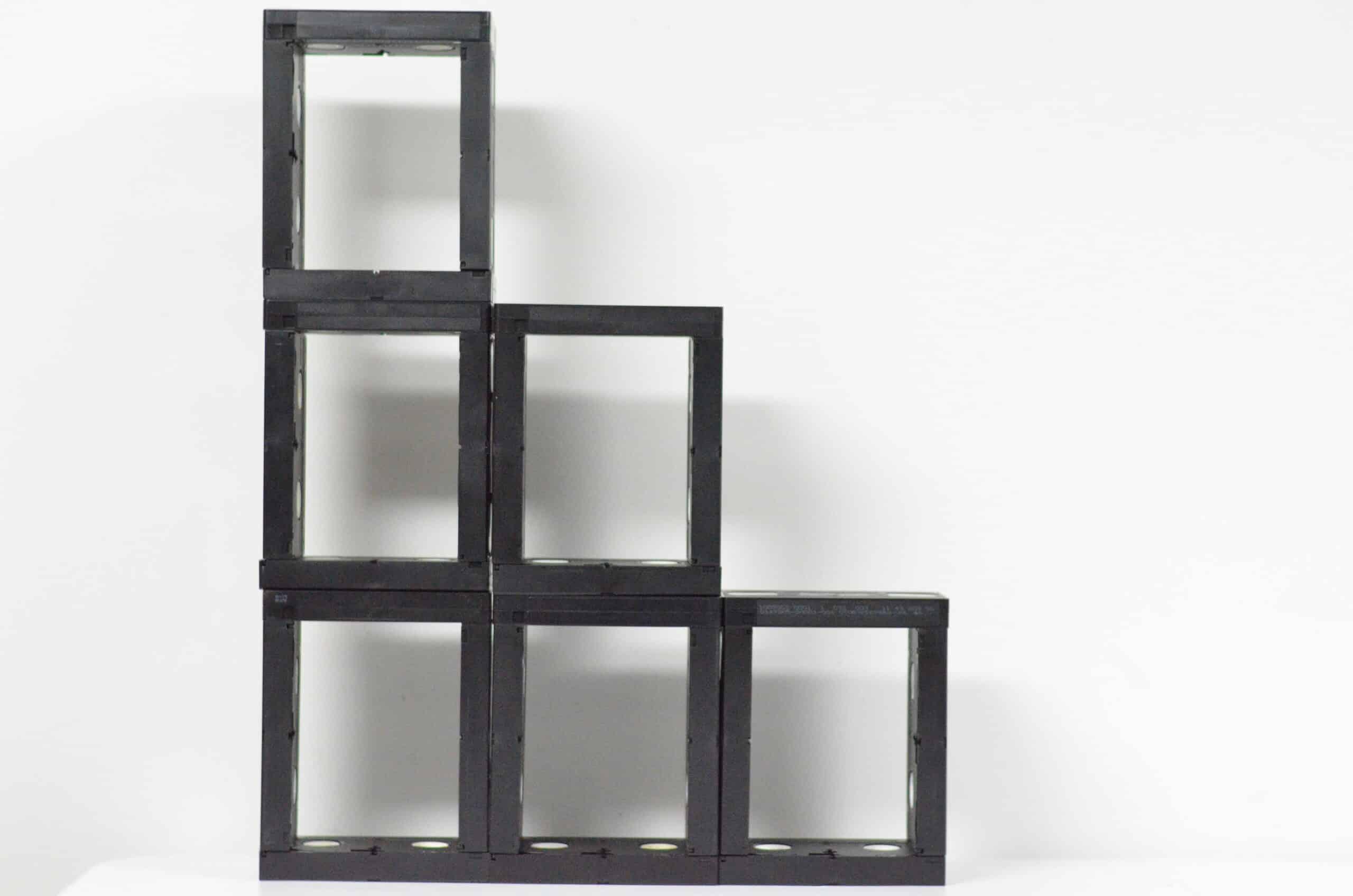 VHS shelf system