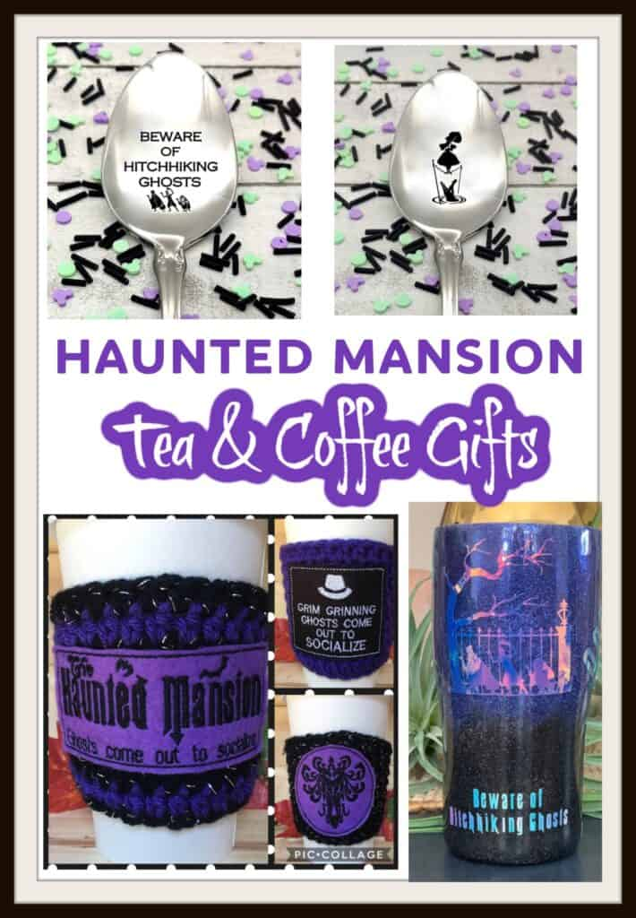 haunted mansion tea and coffee gift ideas