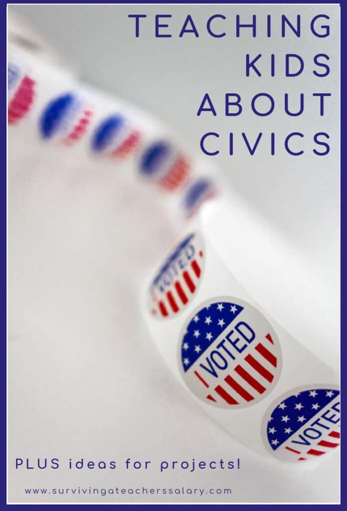 Tips for Teaching Kids About Civics