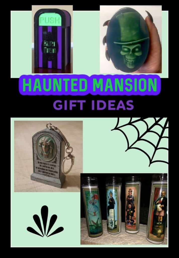 haunted mansion gift ideas