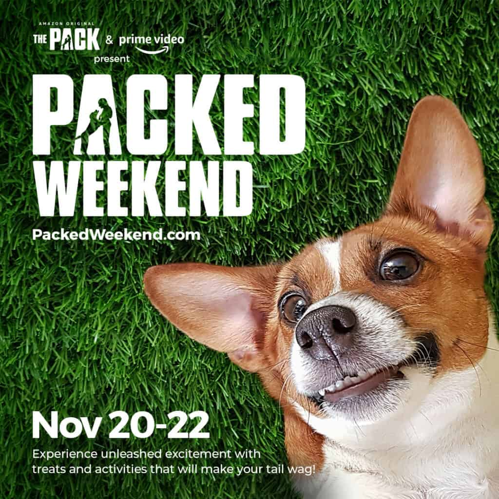 Packed Weekend Amazon Prime Video